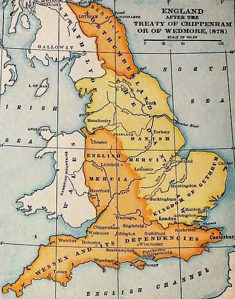 Map Of England Under Alfred The Great.Map Of England Under King Alfred Kameroperafestival