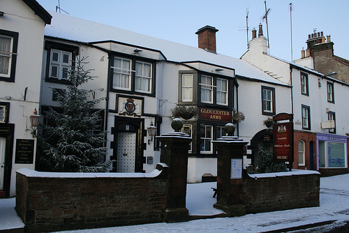 Gloucester Arms Public House c.1580