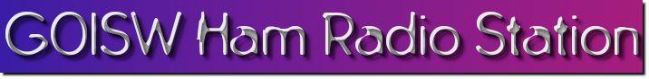 G0ISW Ham Radio Station