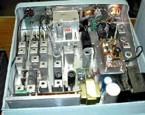 Rebuilt SB301 Receiver