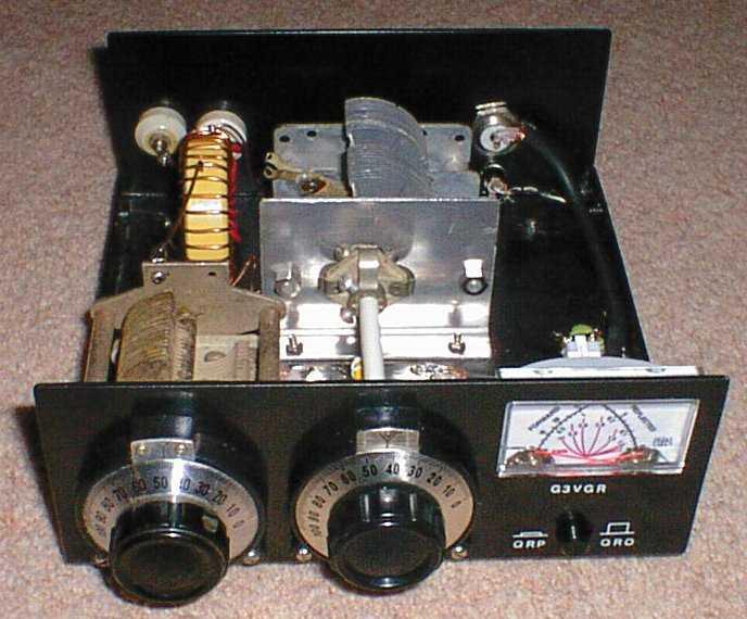 G3VGR's Single Coil Z-Match Tuner