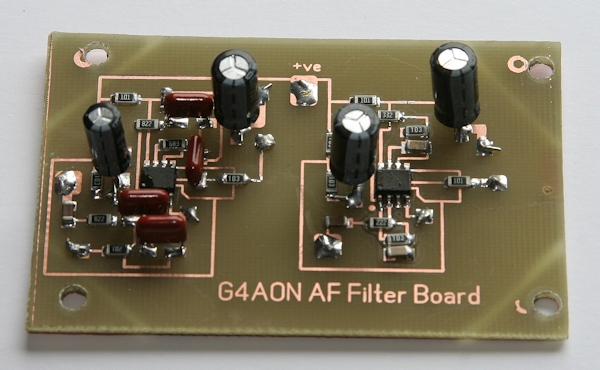 G4aon Smd Audio Filter