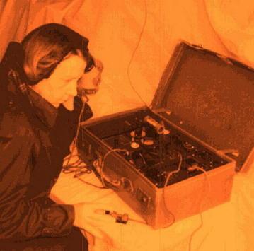 soe 121_Ben Nock, Military Wireless Museum