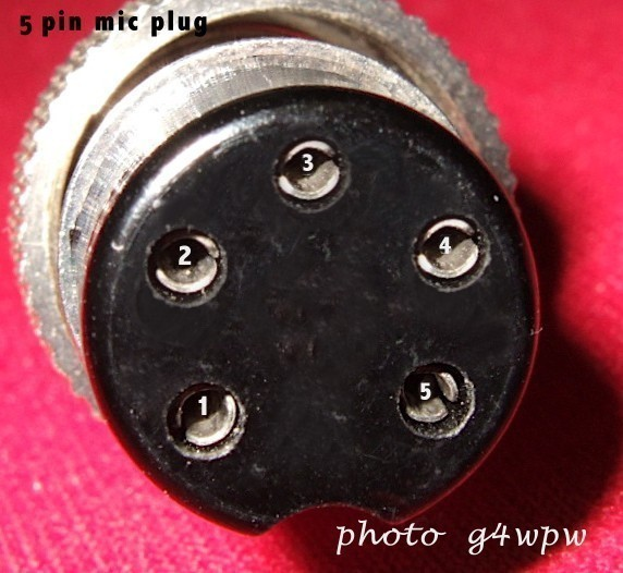 date popular microphone plug and socket pinouts