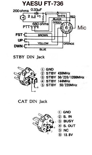 yaesu ft 901 microphone wiring diagram  u2013 readingrat net