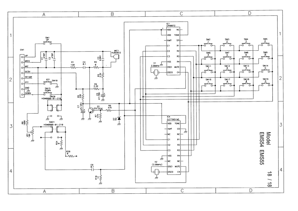 Please Note Rhw9duporg: Mics For Kenwood Mc 43s Wiring Diagram At Gmaili.net