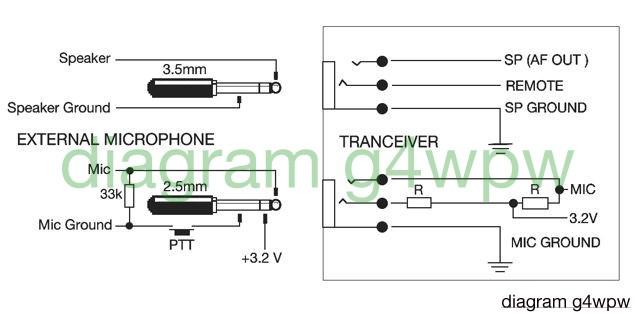 Icom Hm 46 Wiring Diagram Wiring Diagram and Schematics – Icom Mic Wiring Diagrams