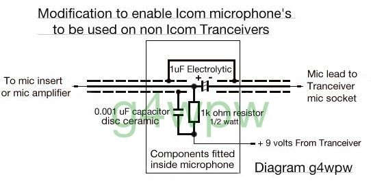 date Icom Hm Schematic Diagram on