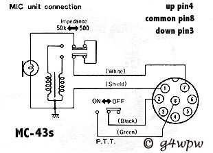 there is an error in the above schematic that could result ... mc mondeo wiring diagram microphone mc 45dm wiring diagram
