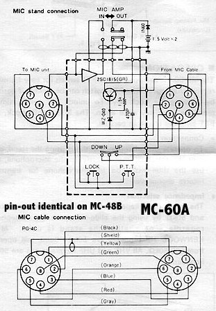 Mc60a on wiring diagram or schematic