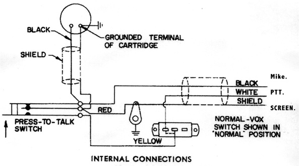 date shure 444 microphone wiring diagram hecho