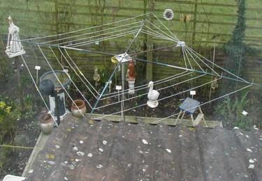 Cobweb Antenna