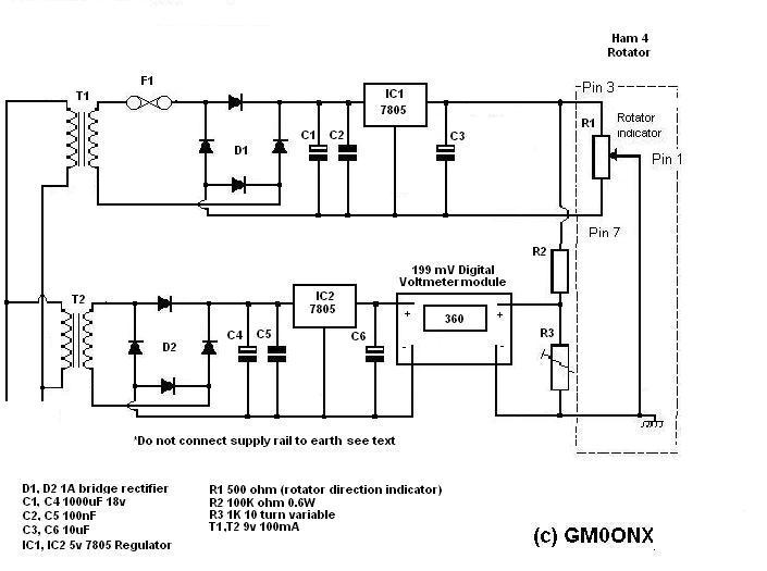 rotor wiring diagrams fav wiring diagram Ham 2 Rotor