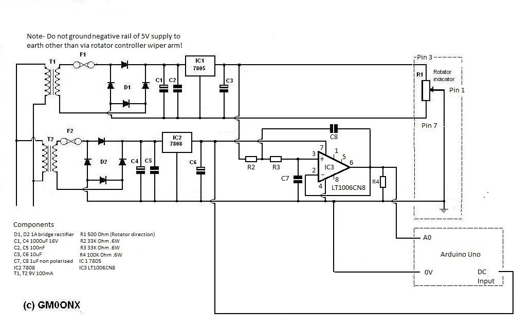 ZL1BPU Computer Controlled Rotator on