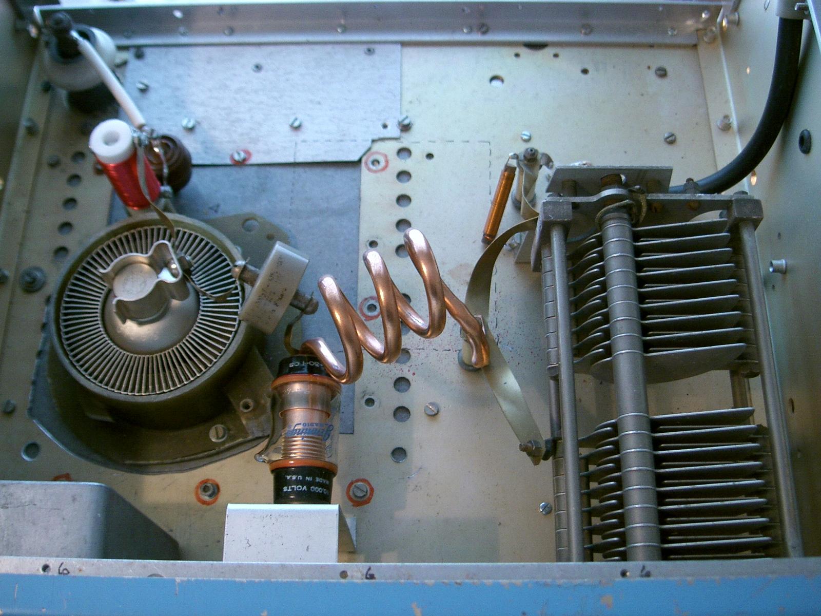 GM3WOJ 50MHz 8877 amplifier page
