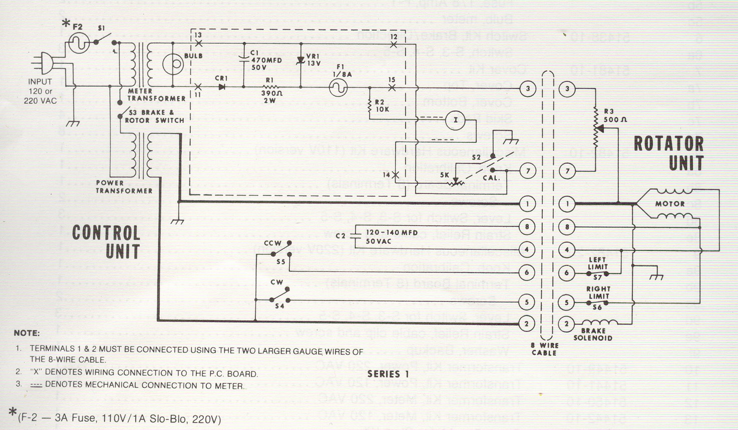 Cde Ham Rotor Wiring Diagram Another Blog About 3 Prong 220v What Is X Iv U2022 Rh Ok2 Infoservice Ru