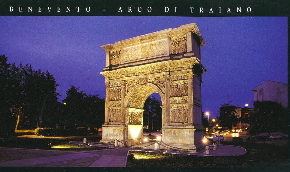 Hình ảnh thành phố Benevento, Italia