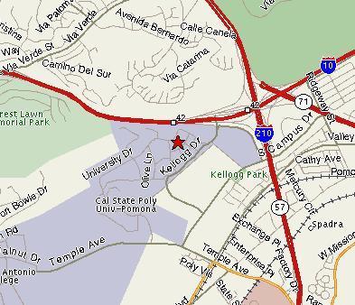Cal Poly Swap Meet Map Cal Poly Map on