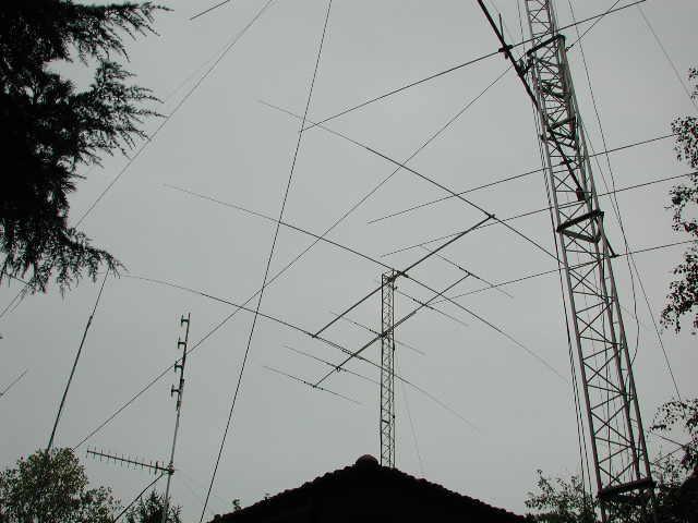 The 40m beam