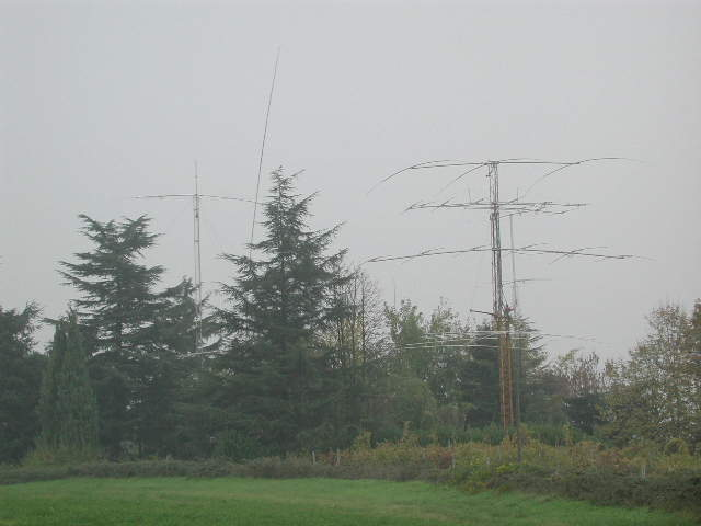 Antenna park south-view