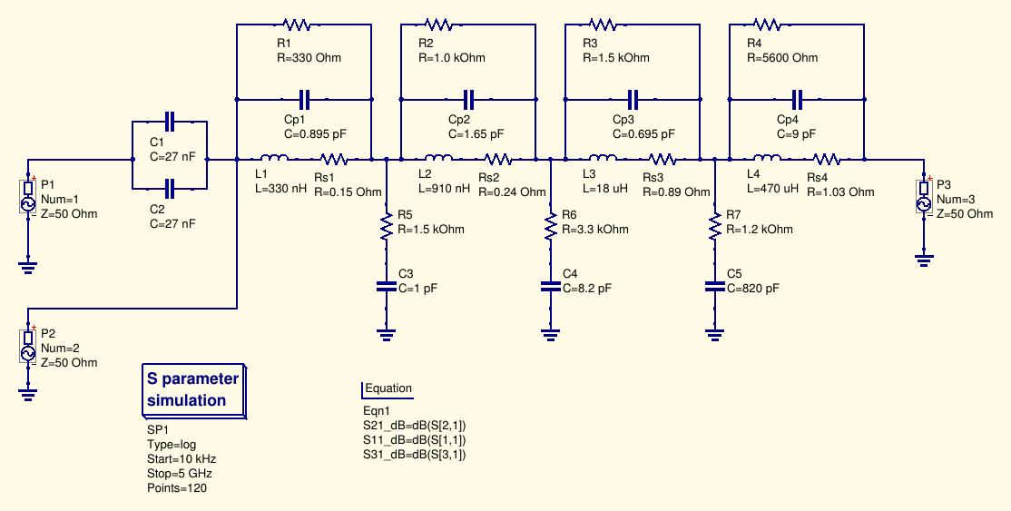 [SCHEMATICS_48IU]  Wideband bias-tee | Bias T Circuit Diagram |  | QSL.net