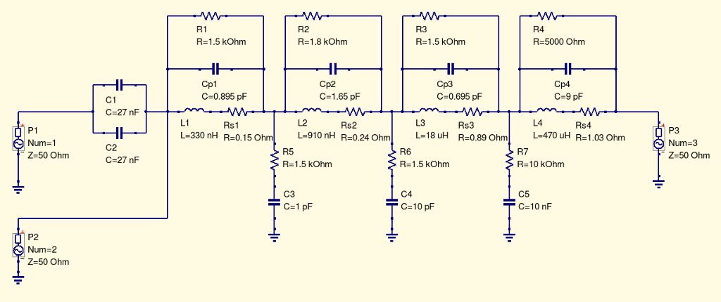 [TBQL_4184]  Wideband bias-tee | Bias T Circuit Diagram |  | QSL.net