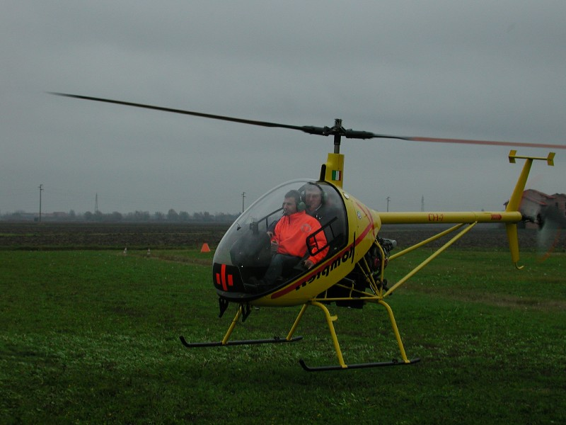 Ch 7 Elicottero : Not only radio ch helicopter