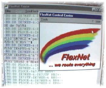 BAYCOM FLEXNET IP-AX.25 TREIBER