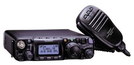 Yaesu FT-817ND/I