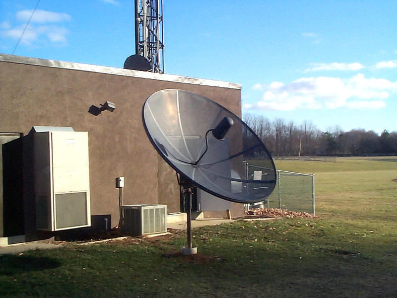 Some Views Of The Brookdale ATV Repeater System