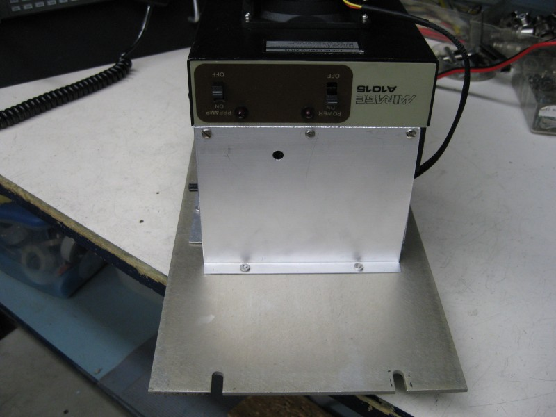 The Amarc 6 Meter Am Repeater Amplifier