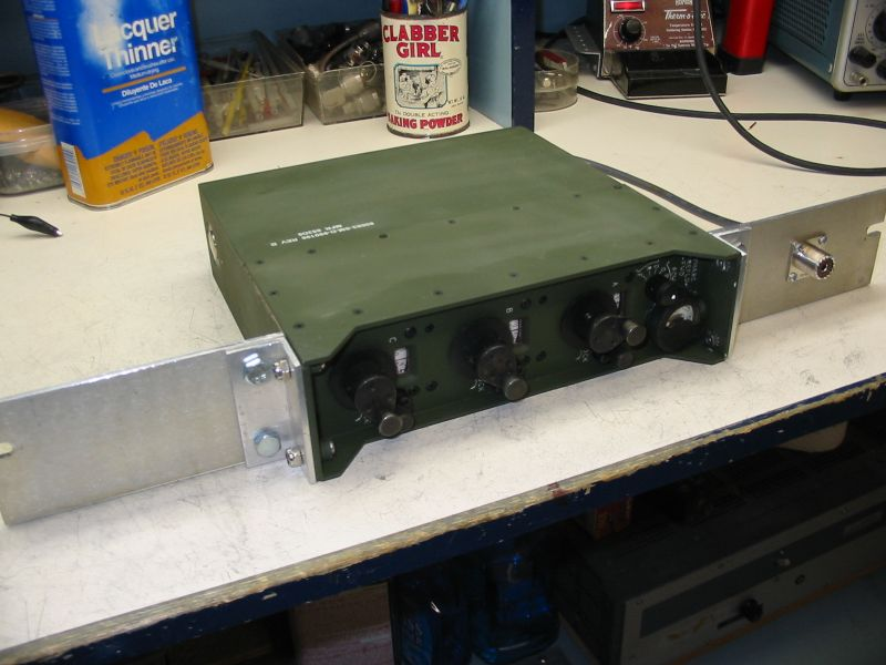 The AMARC 6 Meter AM Receiver RF Filter