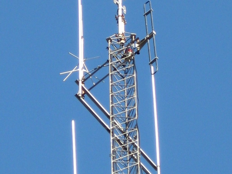 The AMARC 6 Meter AM Repeater Antenna Systems