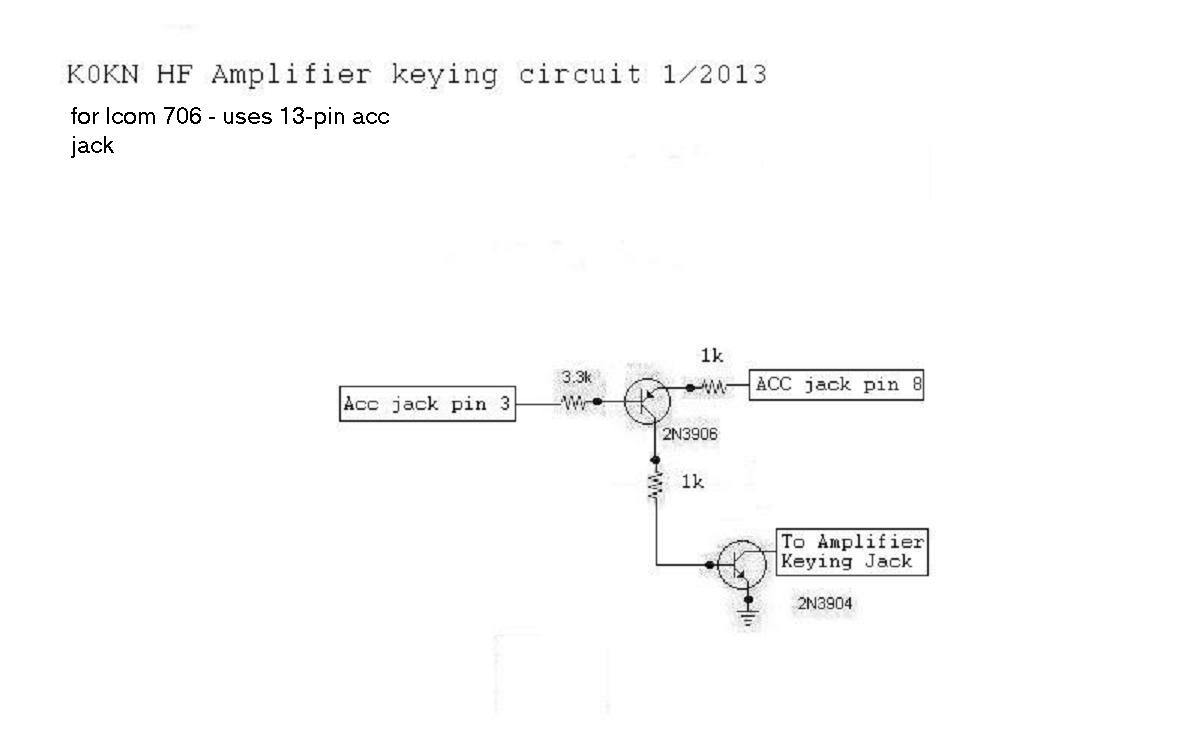 Schematics Ttl Rs232 Level Converter Using Max232 Ic 706 Amp Keying 37534 Bytes Vx5r Programming Interface Click On Picture To Enlarge Image This Is Another Circuit The