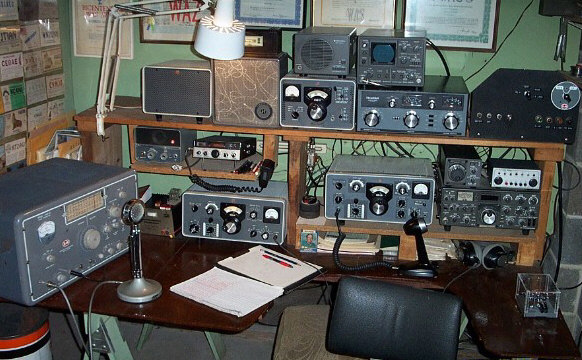 Amateur Radio Station Wb4omm: K2FW Amateur Radio Station