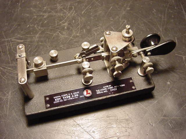 Homebrew CW Keys