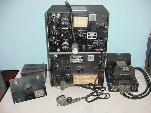 3 Collins TCS Radio System  Connectorc Set of