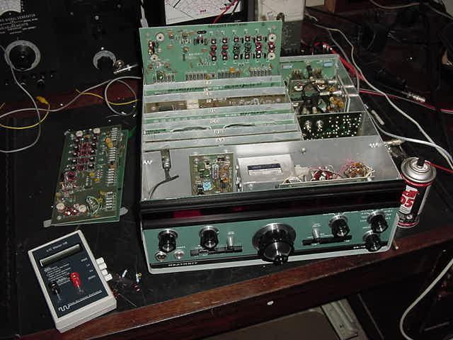 Heathkit SB 104 HW 104 SB104A Web Site