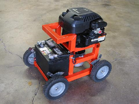 RCLM KIT 1 CONVERT YOUR EXISTING LAWN MOWER IN TO A HYBRID REMOTE