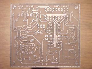 Home PCB Fabrication