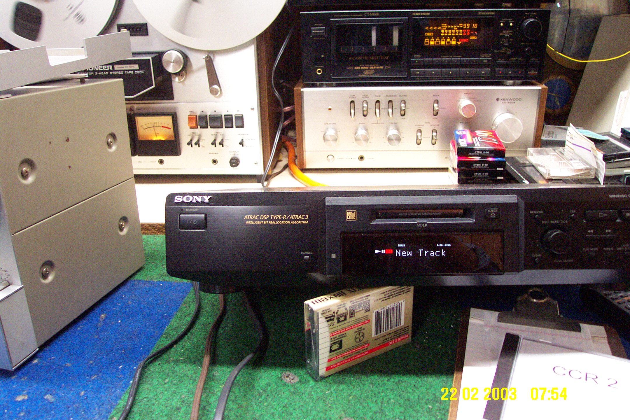 Bill S Electronics Shop Tape Recorders Audio Tv