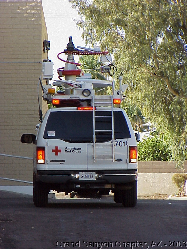 Emergency Communications Response Vehicle