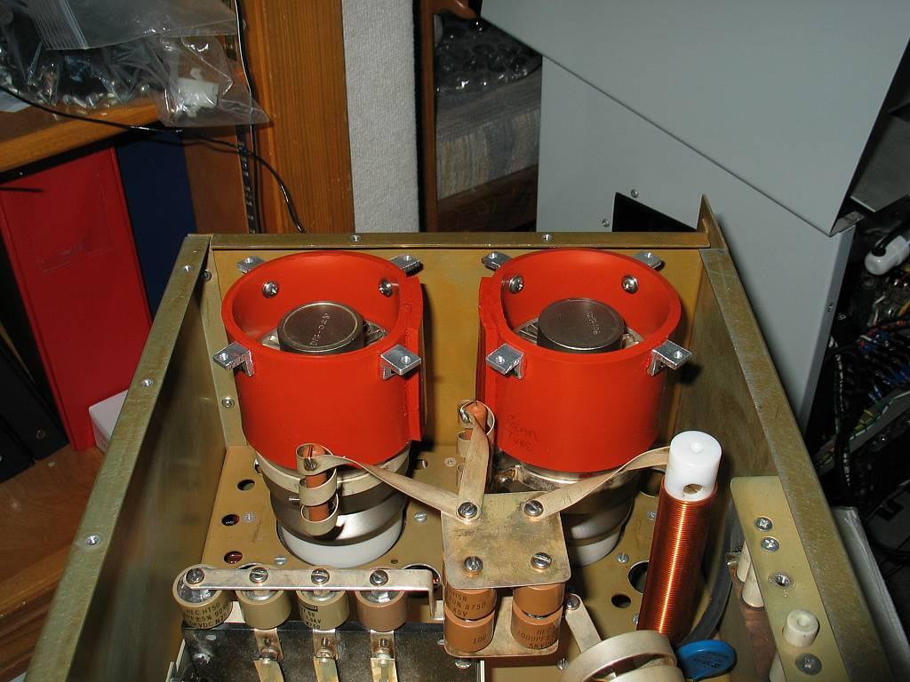 K7em Henry Radio 5k Classic Blower Modifications