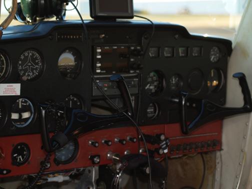 1968 Cessna 150h Commuter