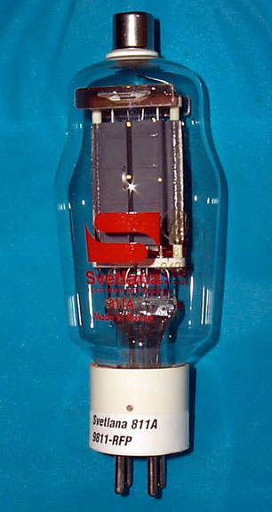 811a Amplifier Project