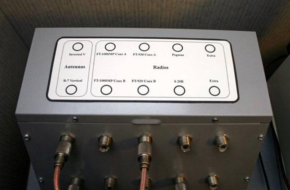 H And S Tuner >> K8BLO Ham Radio Projects