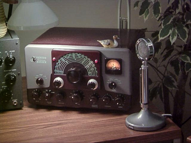 Ham Radio moreover 2011 02 15 archive additionally Boatanchors Vintage Radios also Trx 305 Sdr Transceiver additionally 121914374445. on tube hf radio