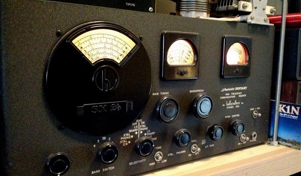 Short Wave Radio Voice of the World