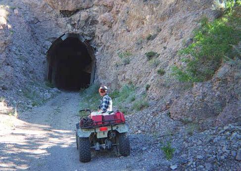 ARAPEEN OHV TRAIL SYSTEM  Arapeen OHV Trail