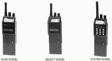 900 MHz MTL Or M PA Portable Radio Is Supposedly Operational On The 902 927 Amateur Band With Minimal Effort And No Hardware Mods See These Notes